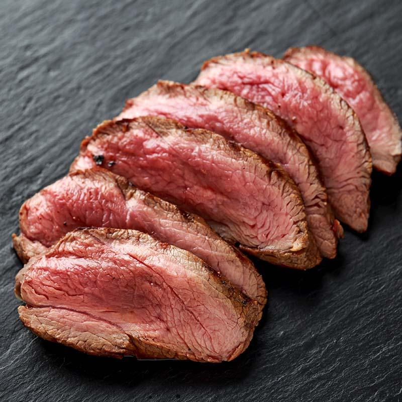 Frozen Venison Loin Steaks UK Delivery
