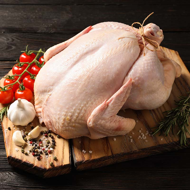 White Barn Reared Turkey UK Delivery