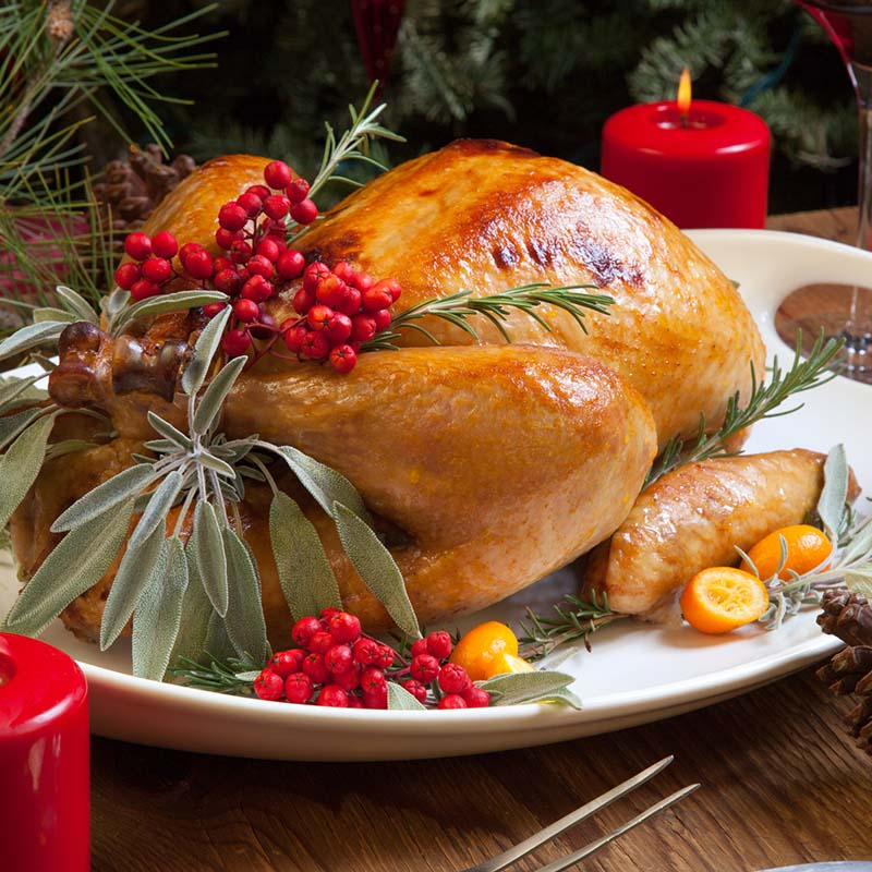 Free Range Turkey UK Delivery