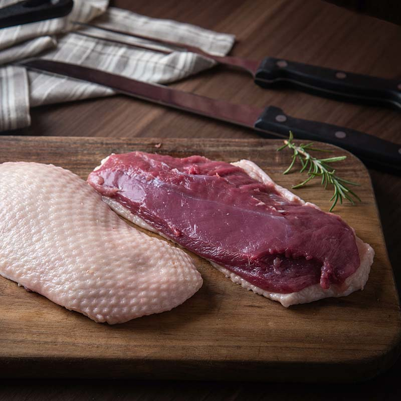 Free Range Duck Breasts Uk Delivery