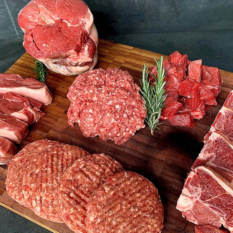 Lamb Meat Box Delivery UK