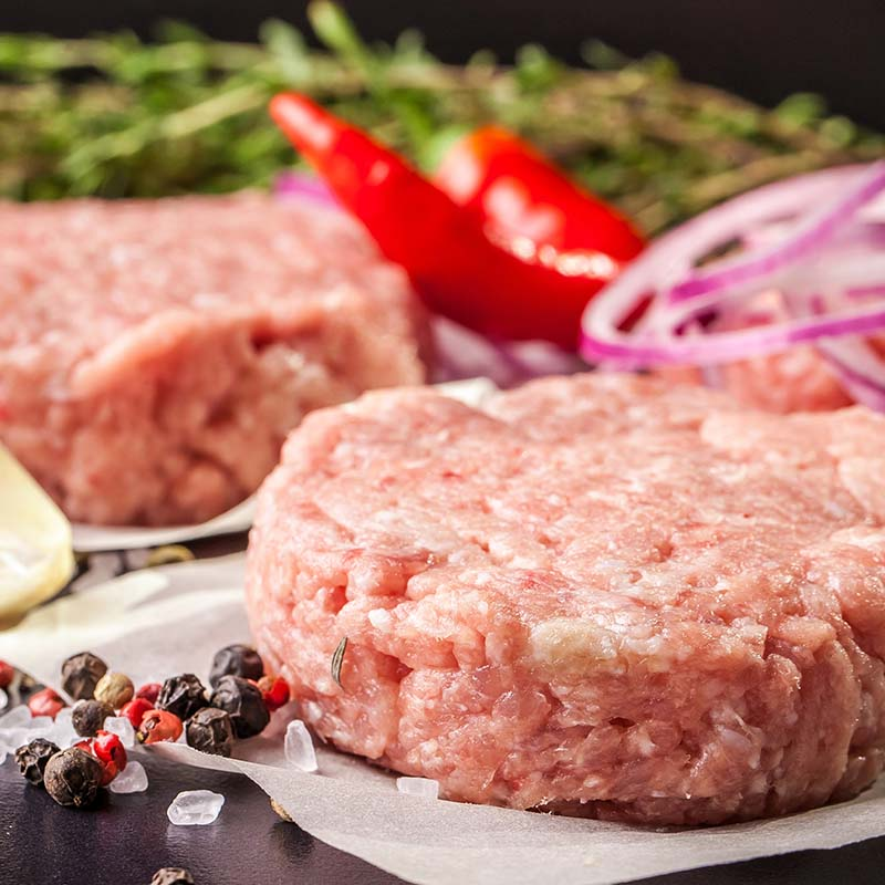 Pork Burgers Online Butchers UK Delivery