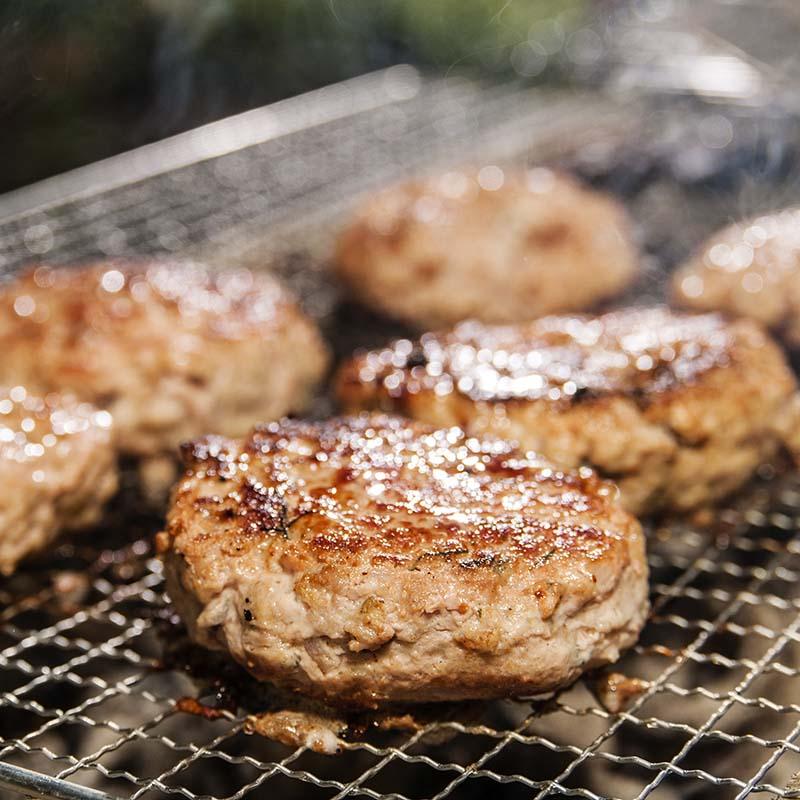 Pork Burgers UK Delivery