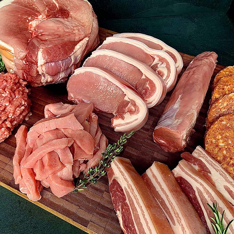 Pork Meat Box Delivery UK