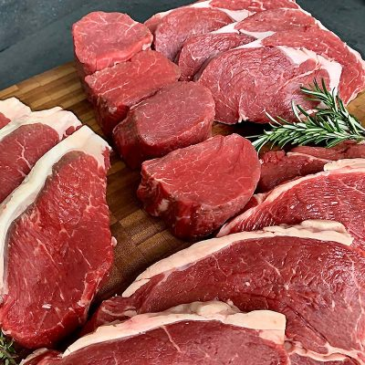 Steak Meat Box Delivery UK