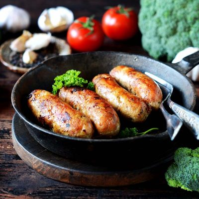 Thai Turkey Sausage UK Delivery