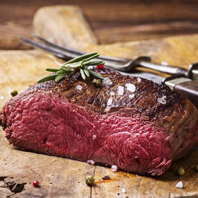 Frozen Venison Loin Steaks UK Delivery