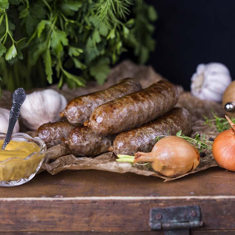 Venison Sausage UK Delivery