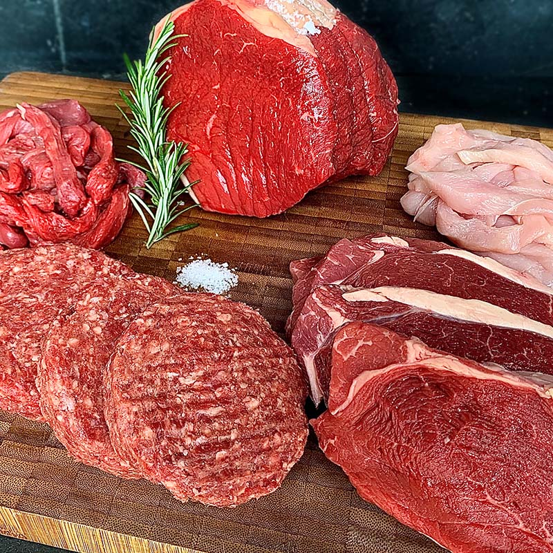 Topside Beef Meat Box Delivery UK