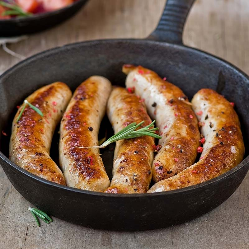 Wild Boar Sausages UK Delivery