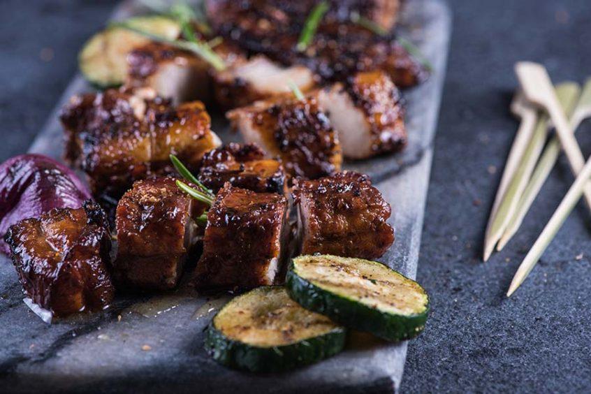Barbeque Belly Pork