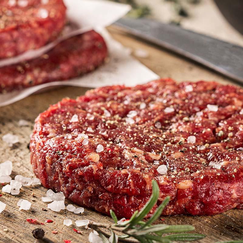 Frozen Beef Burgers Online Butcher Shop UK Delivery
