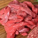 Frozen Beef Strips UK Delivery