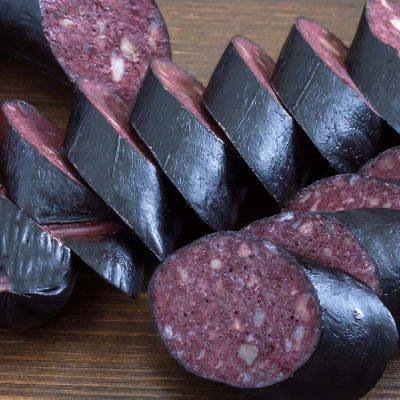 Black Pudding Online Butcher Shop UK Delivery