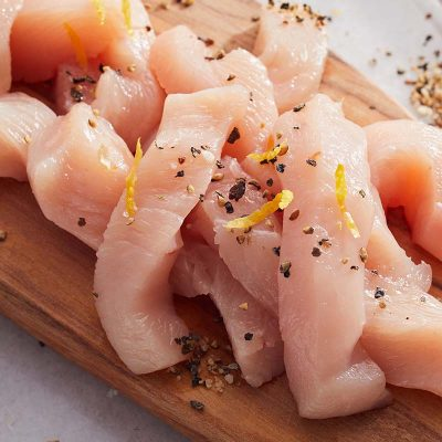 Frozen Chicken Strips Online Butcher Shop UK Delivery