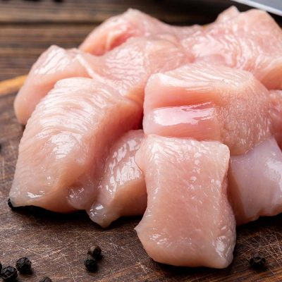 Frozen Diced Chicken UK Delivery