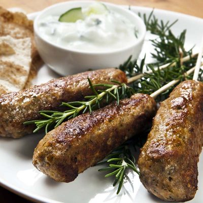 Middle Eastern Lamb Koftas UK Delivery