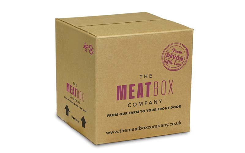 Meat Box Delivery London