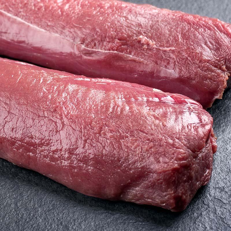 Venison Loin Steaks UK Delivery
