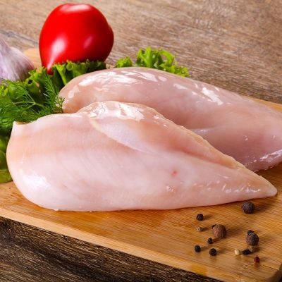 Frozen Skinless Chicken Breast Fillet UK Delivery