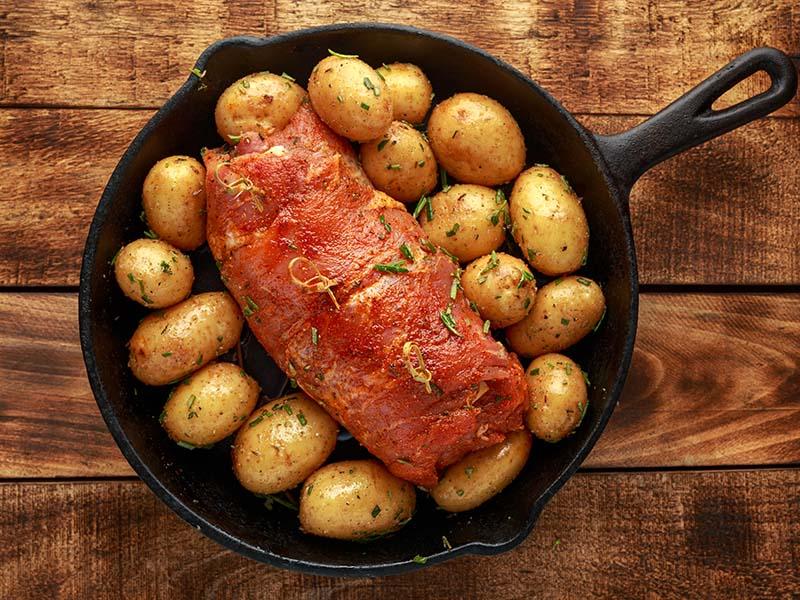 Stuffed Pork