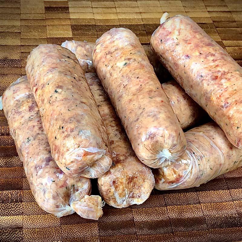 Thai Turkey Sausage UK Delivery