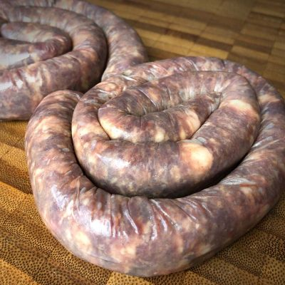 Boerewors Ring Sausage UK Delivery