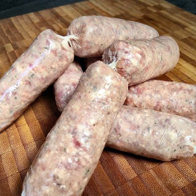 Lamb and Rosemary Sausage UK Delivery