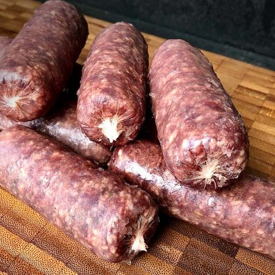 Venison Sausage UK Delivery