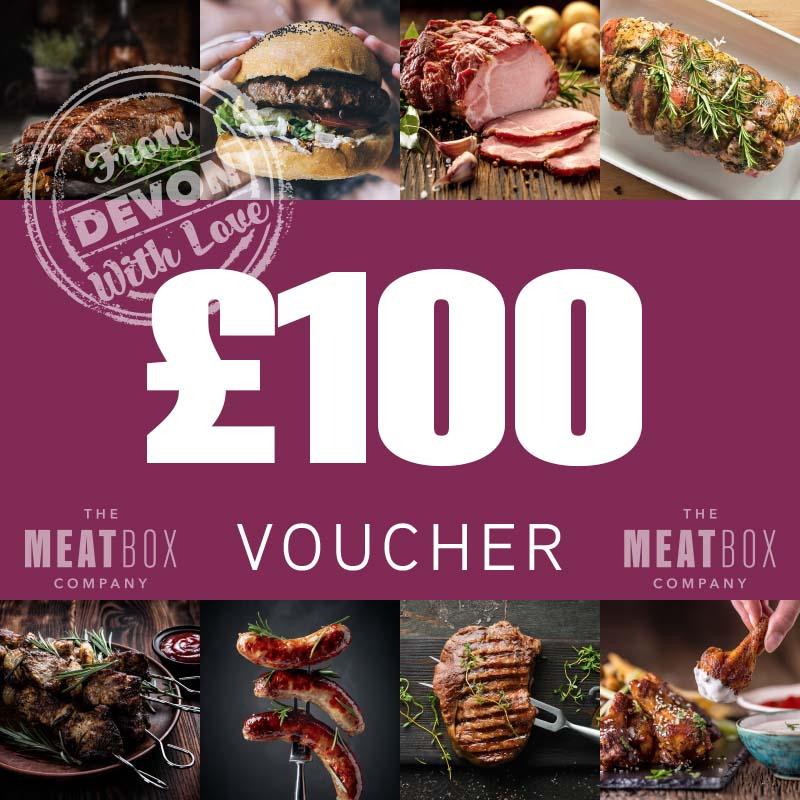 Meat Box Gift Voucher