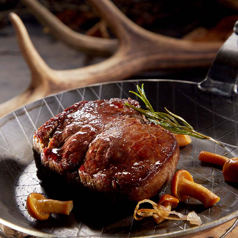 Venison Rump Steak UK Delivery